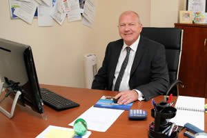 Kevin Robinson, Managing Director